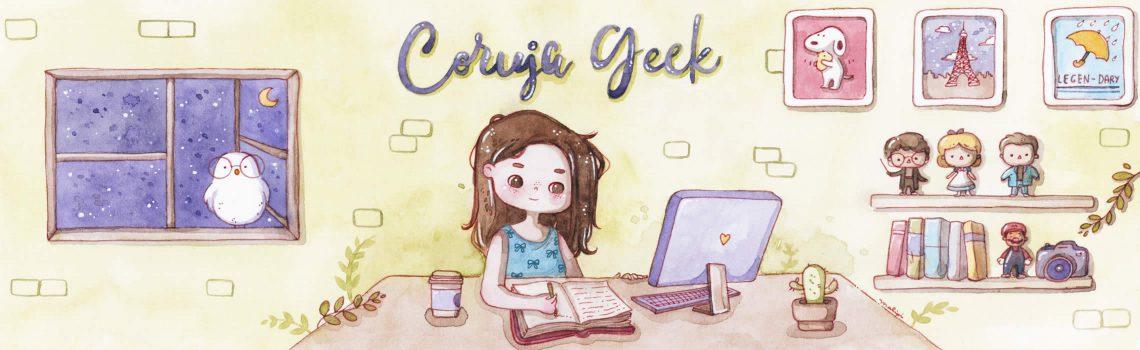 Coruja Geek • Cinema, Séries, Livros e Cultura Pop