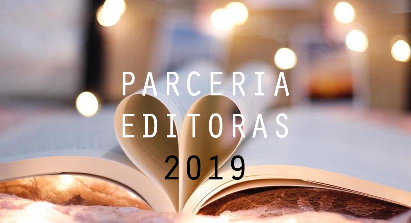 Parceria com Editoras 2019